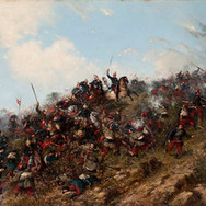 La Batalla de Trevino