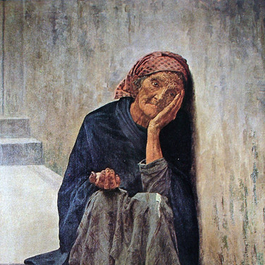 The Beggar (Brazil)