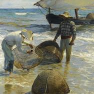 Valencian Fisherman