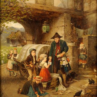 The Village Peddler