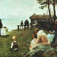 Divine Service in the Uusimaa Archipelago