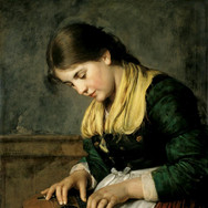 Zither-Player Girl