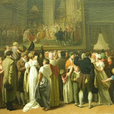 Coronation au Louvre