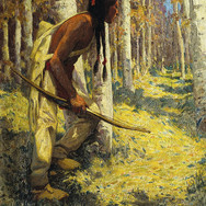 Indian Hunter