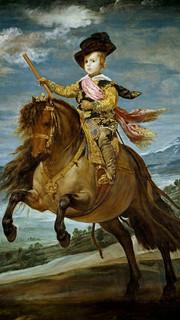 7. Prince Balthazar by Velasquez