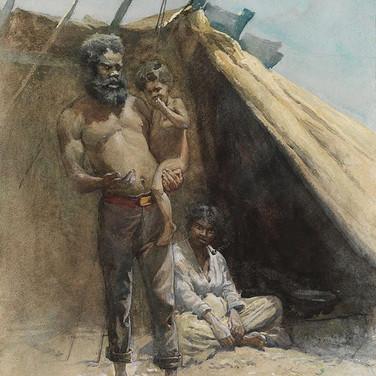 Aboriginal Family
