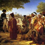 Napoleon Pardoning the Rebels at Cairo