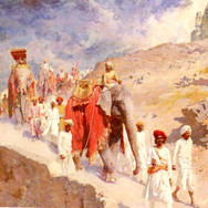 An Indian Hunting Party