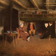 The Clergyman's Visit
