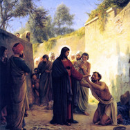 Healing of the Blind Man
