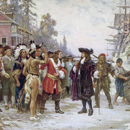 The Landing of William Penn