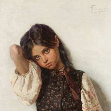 Girl from Little Russia