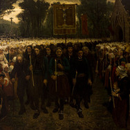 Procession of Pardon in Brittany