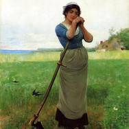 The Peasant Girl