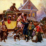 The Christmas Coach