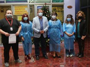 Municipalidad destaca eficacia de Protocolo Sanitario local para avanzar a Fase 3