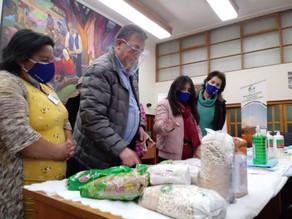 """1.500 almacenes reforzarán medidas contra el COVID 19 mediante campaña """"Manos Limpias en Mi Barrio"""""""