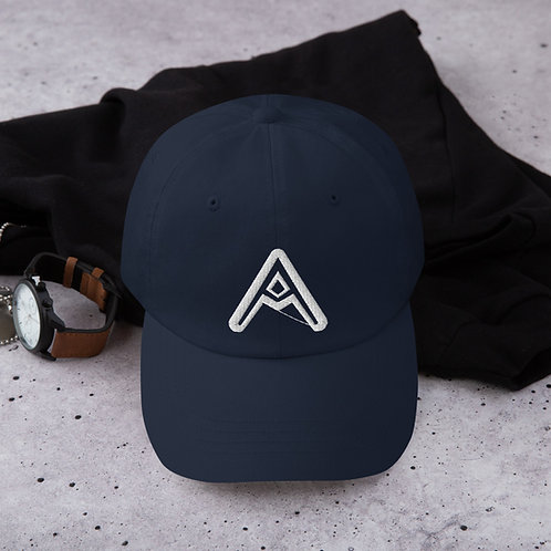 AzizDraws Watermark Dad Hat