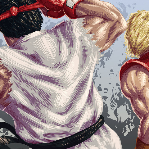 Ryu x Ken