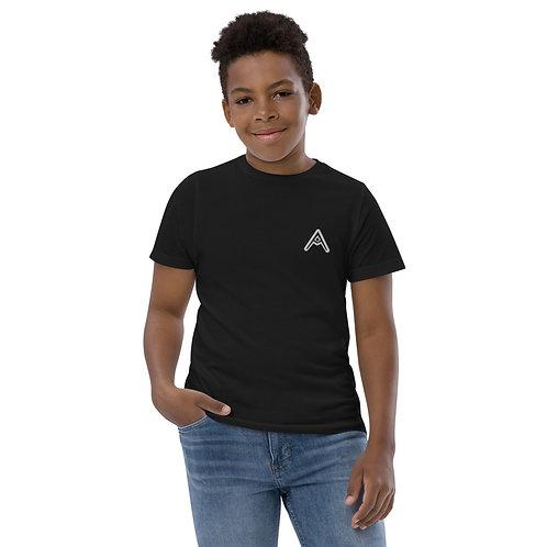 AzizDraws Youth jersey t-shirt Night