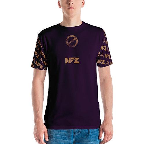 NFZ All-Over T-Shirt Purple
