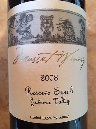 Reserve Syrah 2008