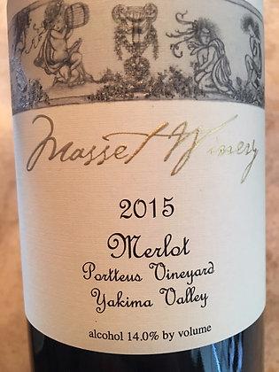 2015 Merlot, Portteus Old Vine