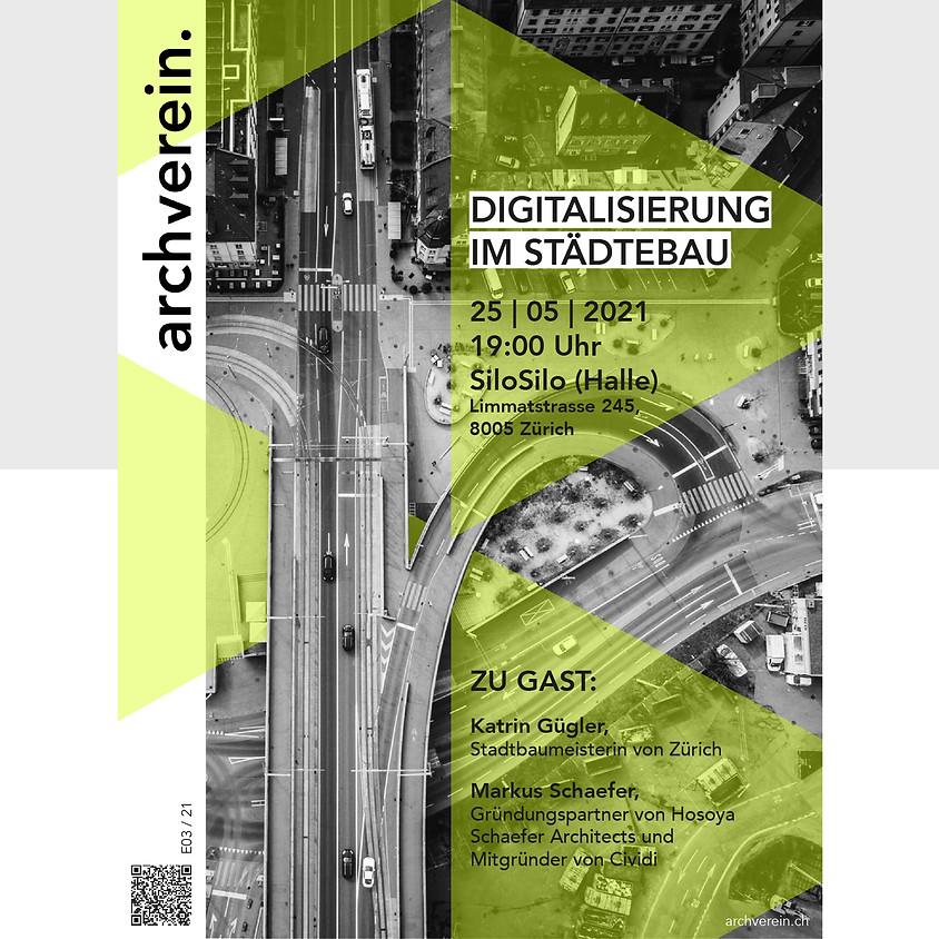 Digitalisierung im Städtebau