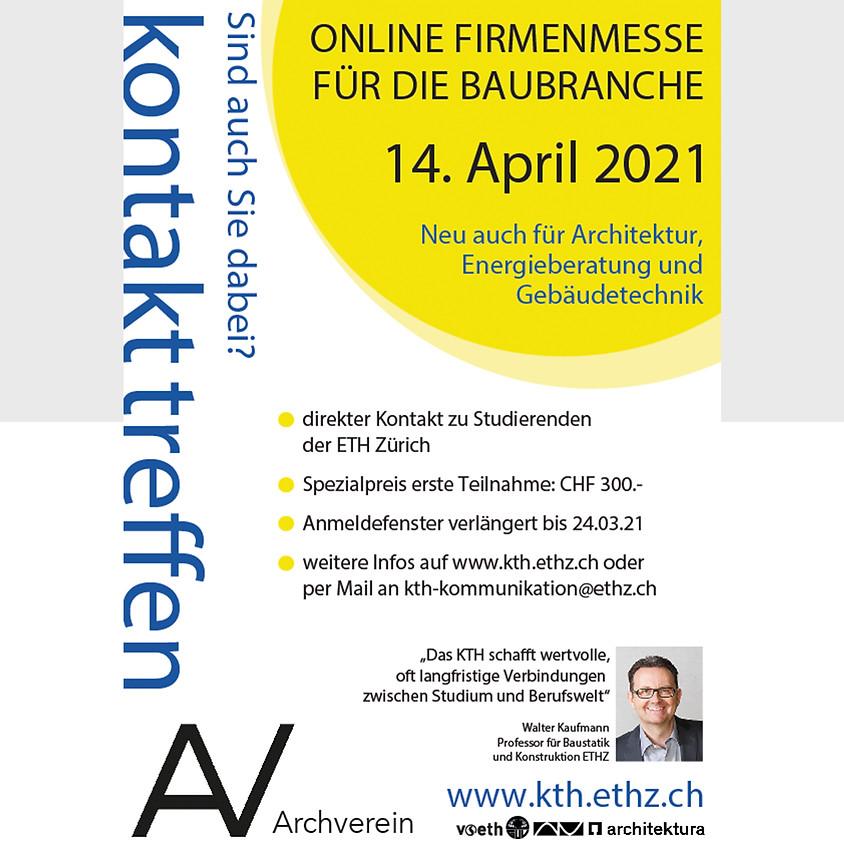 Kontakttreffen Hönggerberg - Online