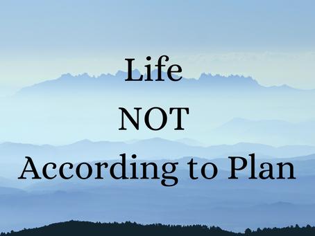 Life NOT According to Plan
