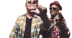 Reggae Legends UB40 Featuring Ali Campbell and Astro to Bring Island Sounds to the Palms Pool May 3