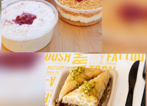 Bok Bok Chicken Offers Free Desserts in February to Celebrate Valentine's Day and National Pistachio