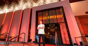 Hell's Kitchen Opens at Caesars Palace