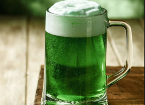 Food and Drink specials at SAHARA Las Vegas for St. Patrick's Day