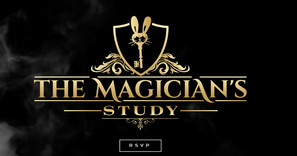 """Your Invitation to """"The Magician's Study"""""""