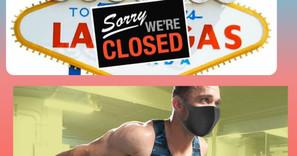 'Quarantine Fitness' With Sin City Celebs