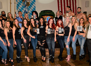 Hofbräuhaus Las Vegas celebrates its 16th anniversary with largest-ever celebrity keg tapping