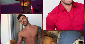 Hot Guys Of Vegas: Men On The Go