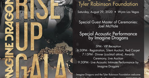 Tickets now on sale for Tyler Robinson Foundation's seventh annual Rise Up Gala