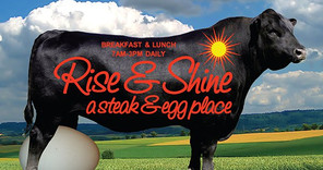 Rise and Shine Brings the Sun to Your Table