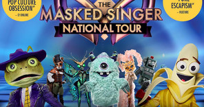 The Masked Singer tour coming to The Smith Center Friday, July 24