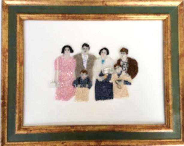 La famille Batlle