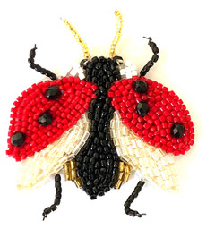 N°728 COCCINELLE