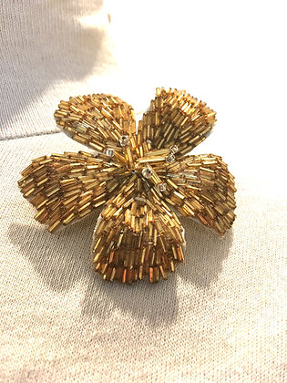Fleur broche