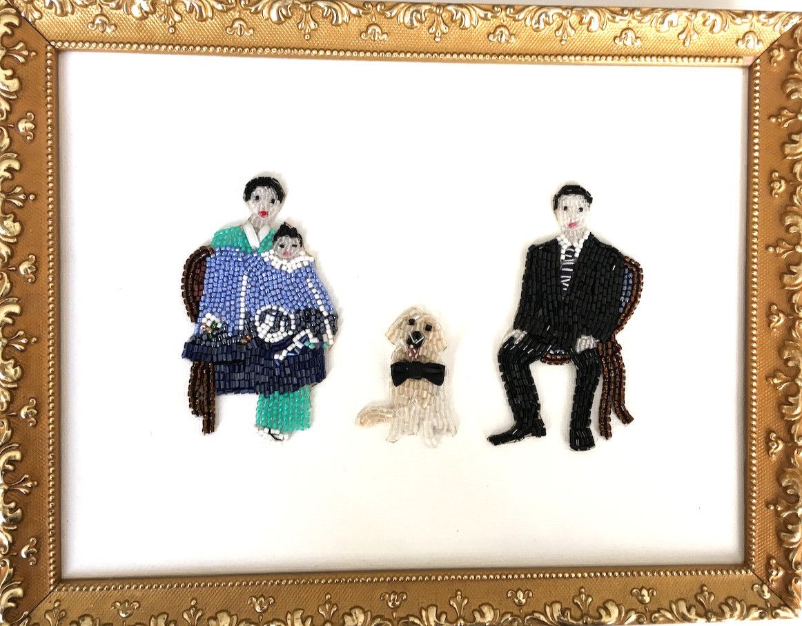 La famille De Emi à Tokyo