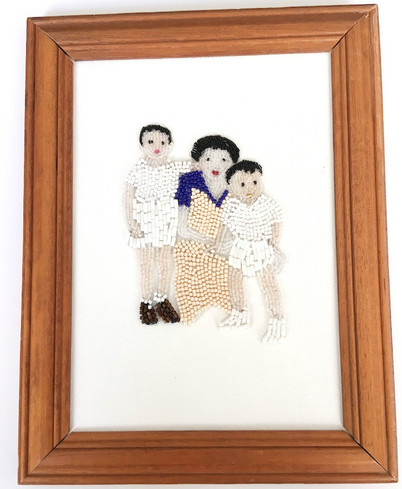 La famille Morise à Osaka