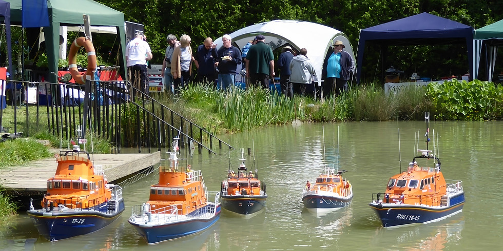 KNIGHTCOTE LIFEBOAT DAY**CANCELLED***