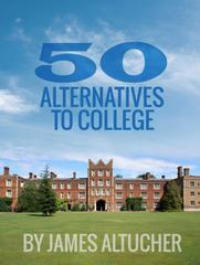 (#7) 50 alternatyw dla studiowania na uczelni, James Altucher