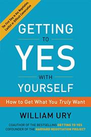 (#8) Dochodząc do TAK z sobą: Jak zdobyć to, czego naprawdę chcesz, William Ury