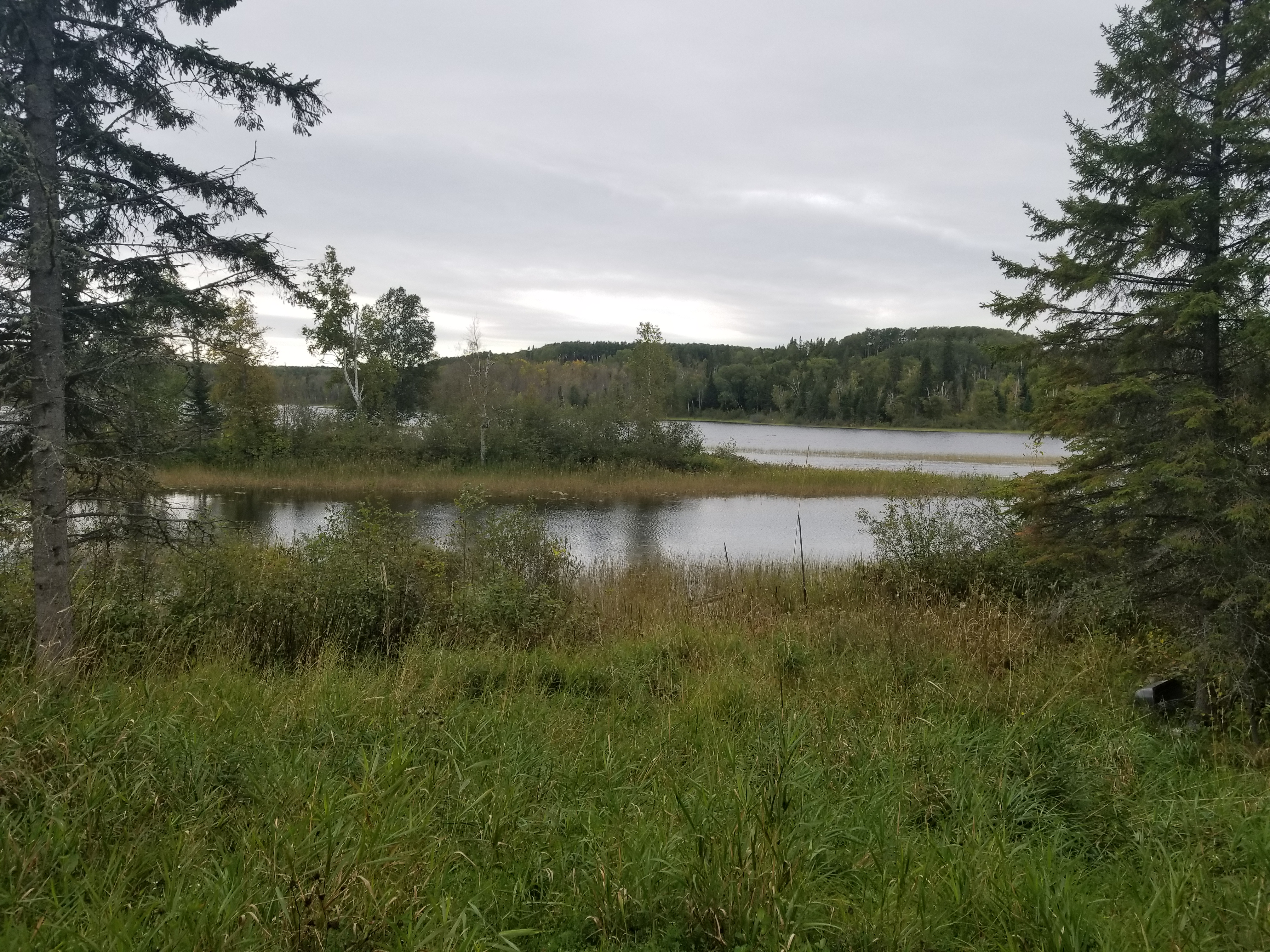 Excellent Views of Long Lake